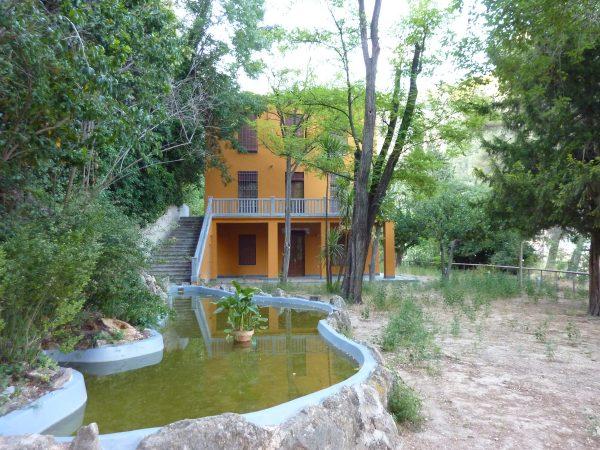 Villa Vicenta, lugar de veraneo de Gil-Albert