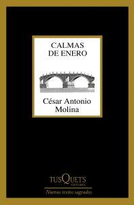 Calmas de enero. César Antonio Molina